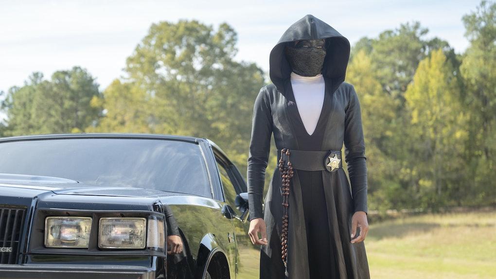 Regina King in  HBO's Watchmen