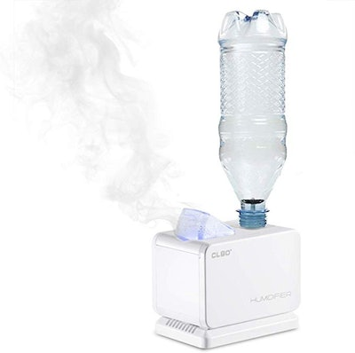 CLBO Ultrasonic Mini Cool Mist Humidifier