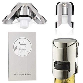 BG MAXimum Champagne Stopper (3-Pack)