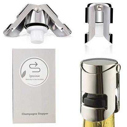 BG MAXimum Champagne Stopper (3-Pack)