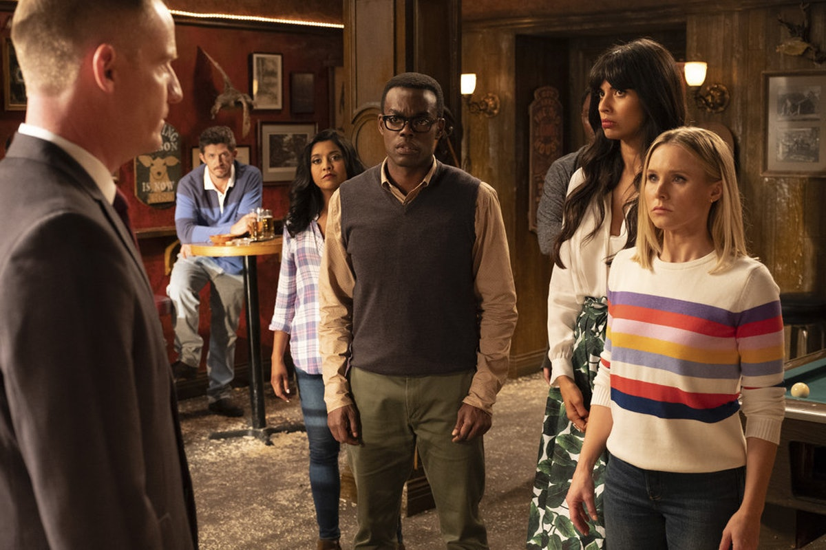 season 3 still ahead of The Good place theory for the final season, so good it will make you gasp