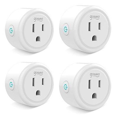 Gosund Smart Plug (4-Pack)