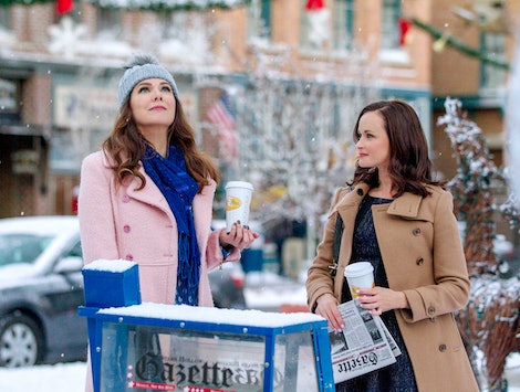 The 'Gilmore Girls Holiday' event at the Warner Bros. Studio Tour lets you explore Stars Hollow during the winter, just as Lorelai and Rory would have experienced it.