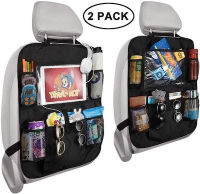 Reserwa Car Backseat Organizer (2-Pack)