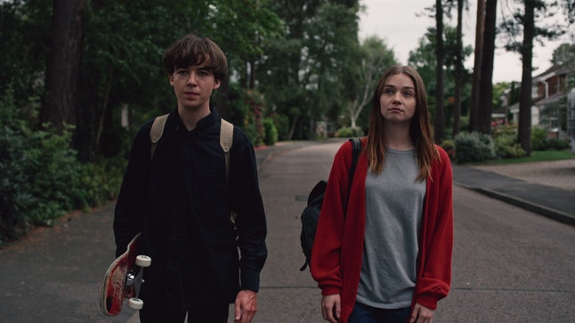 The End of the F***ing World Season 2 comes to Netflix in November.