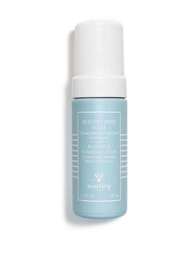 Sisley Radiance Foaming Cream Depolluting Cleansing Makeup Remover