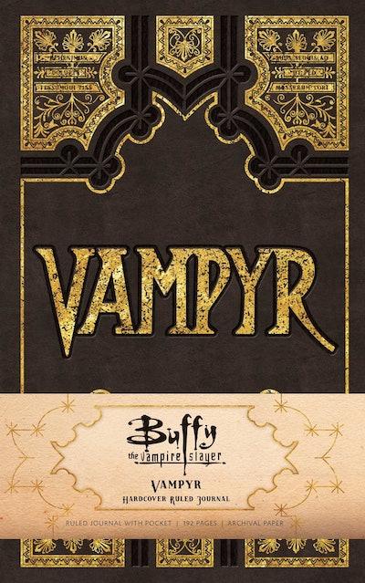 Vampyr Hard Book Journal