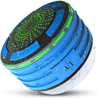 Auto Tech Waterproof Bluetooth Speaker