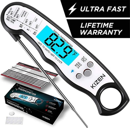 Kizen Instant Read Meat Thermometer