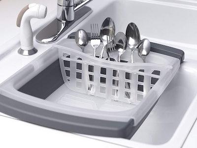 PREPWORKS Over-The-Sink Dish Drainer