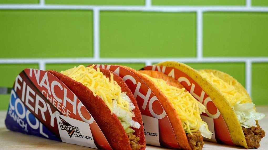 Taco Bell's Steal A Base, Steal A Taco redemption day is coming soon, which means you can grab a free Doritos Locos taco.