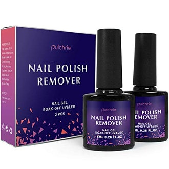 Pulchrie Magic Nail Polish Remover (2-Pack)