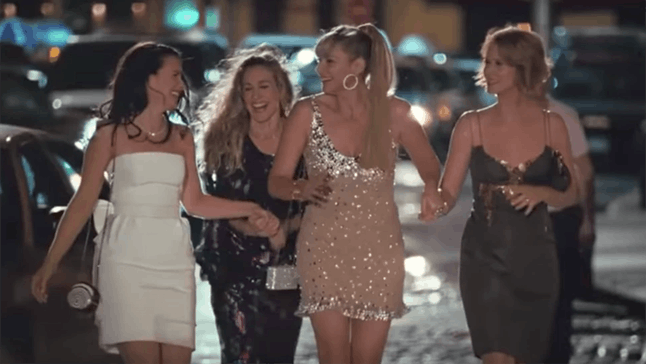 Sex and the City: The Movie leaves Netflix in November.