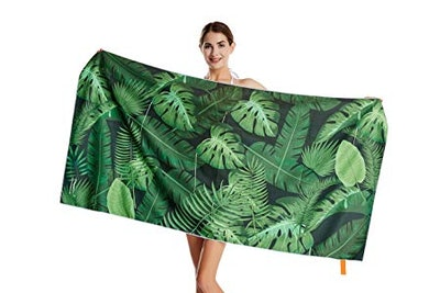 CHARS Microfiber Beach Towel