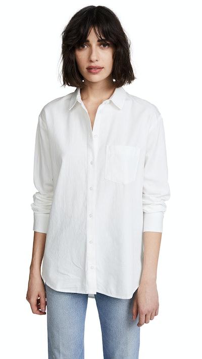 Boyfriend Button-Down Shirt