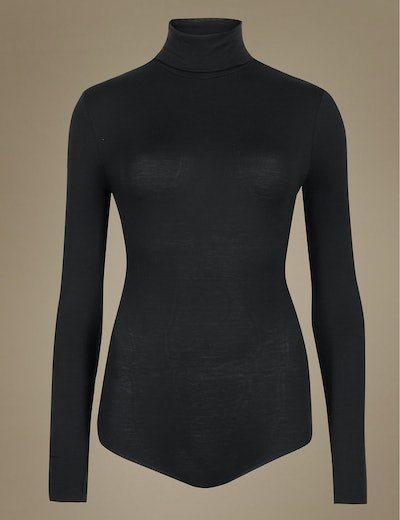 Heatgen Polo Neck Thermal Body