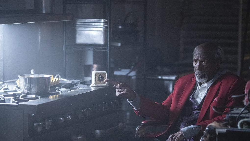Louis Gossett Jr. in HBO's Watchmen