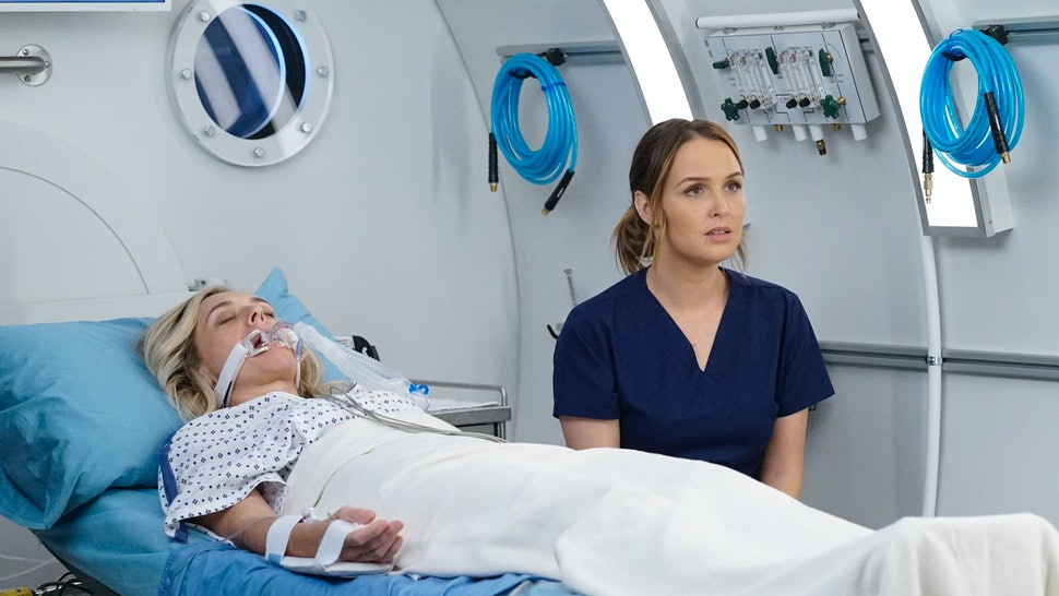 Jo's mental health on 'Grey's Anatomy' will be addressed in the Oct. 24 episode of the ABC medical drama. (Pictured: actors Camilla Luddington)