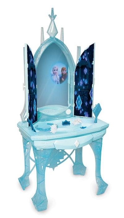 Disney Frozen 2 Elsa's Enchanted Ice Vanity