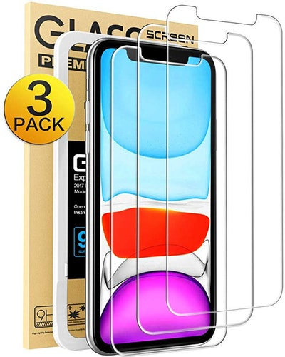 Mkeke Screen Protector (3-Pack)