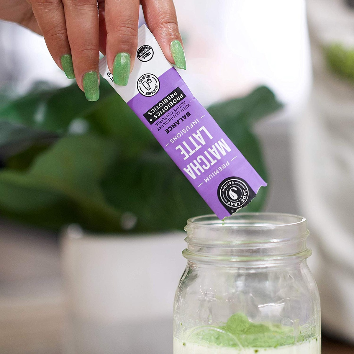 Jade Leaf Matcha Latte Infusions (10 Packets)