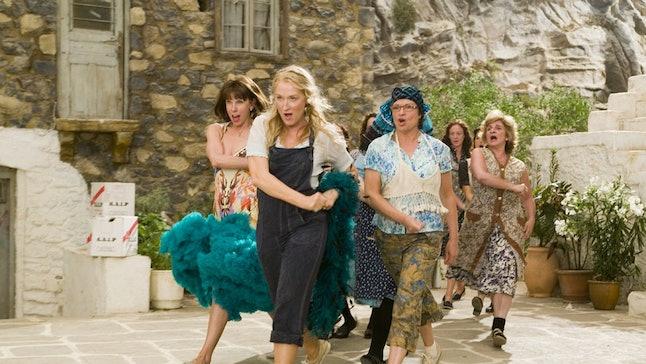 Mamma Mia! leaves Netflix in November.