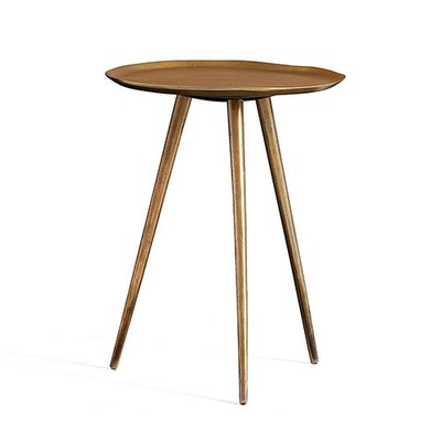 Euclid Round End Table
