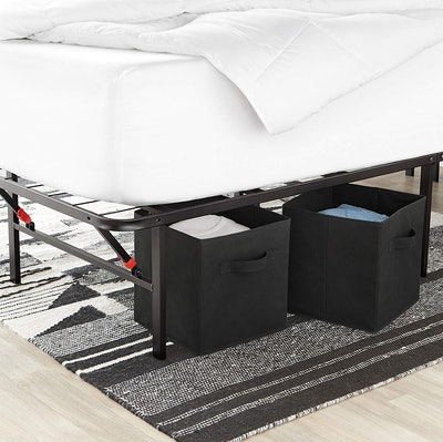AmazonBasics Foldable Storage Bins (6-Pack)