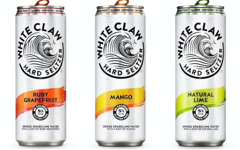"White Claw and other hard seltzers may seem ""hydrating,"" but they actually aren't."