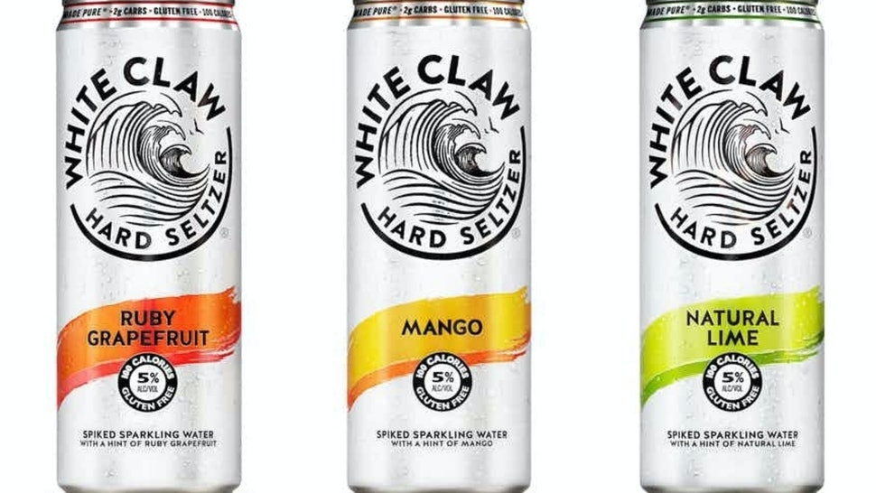 """White Claw and other hard seltzers may seem """"hydrating,"""" but they actually aren't."""