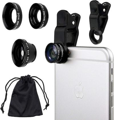 CAMKIX Smartphone Camera Lens Kit