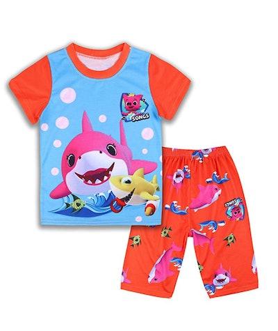 Shark Two Piece Shorts
