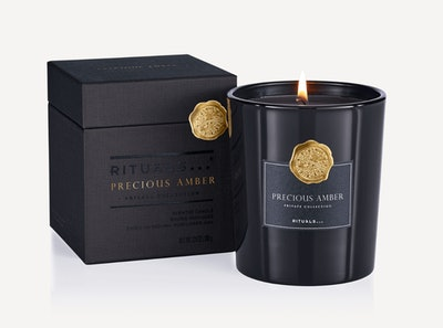 Rituals Home Precious Amber Candle