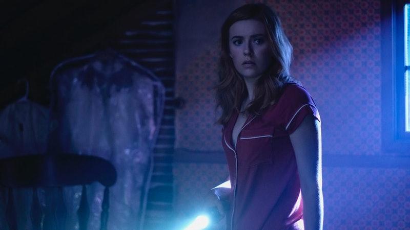 Kennedy McMann plays Nancy Drew in the supernatural reboot of Nancy Drew.