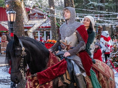 "Netflix's ""The Knight Before Christmas"""