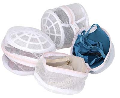 Laundry Science Premium Bra Wash Bag (3-Pack)