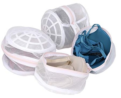 Laundry Science Premium Bra Wash Bag (3-Pack)