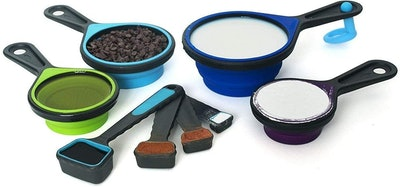 Ingeniuso Measuring Cups And Spoons