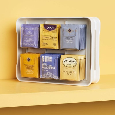 YouCopia Tea Stand and Organizer
