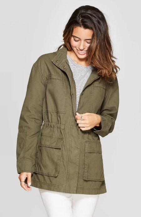 Universal Thread Women's Utility Anorak Jacket