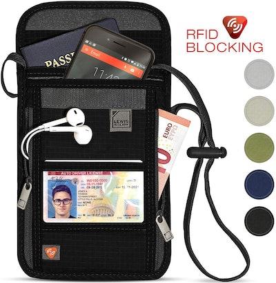 Lewis N. Clark RFID-Blocking Wallet