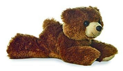 "Aurora 31283 Barnsworth Plush Toy, 8"", Multicolor"