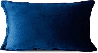 Edow Deluxe Velvet Decorative Pillow