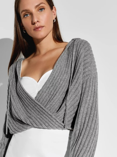Infinity Cashmere Sweater