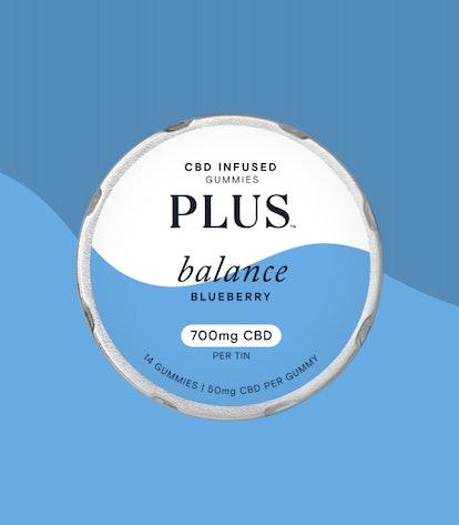 Blueberry Balance CBD Gummies