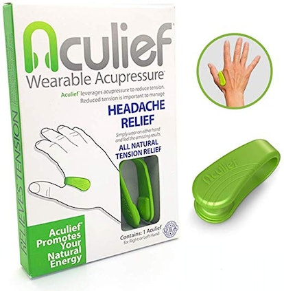 Aculief Award-Winning Natural Headache and Tension Relief