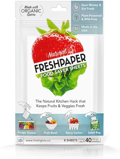 The FRESHGLOW Co. Food Saver Sheets (8-Pack)