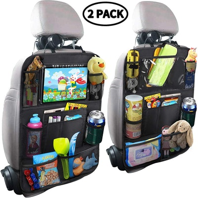 MZTDYTL Car Backseat Organizers (2-Pack)