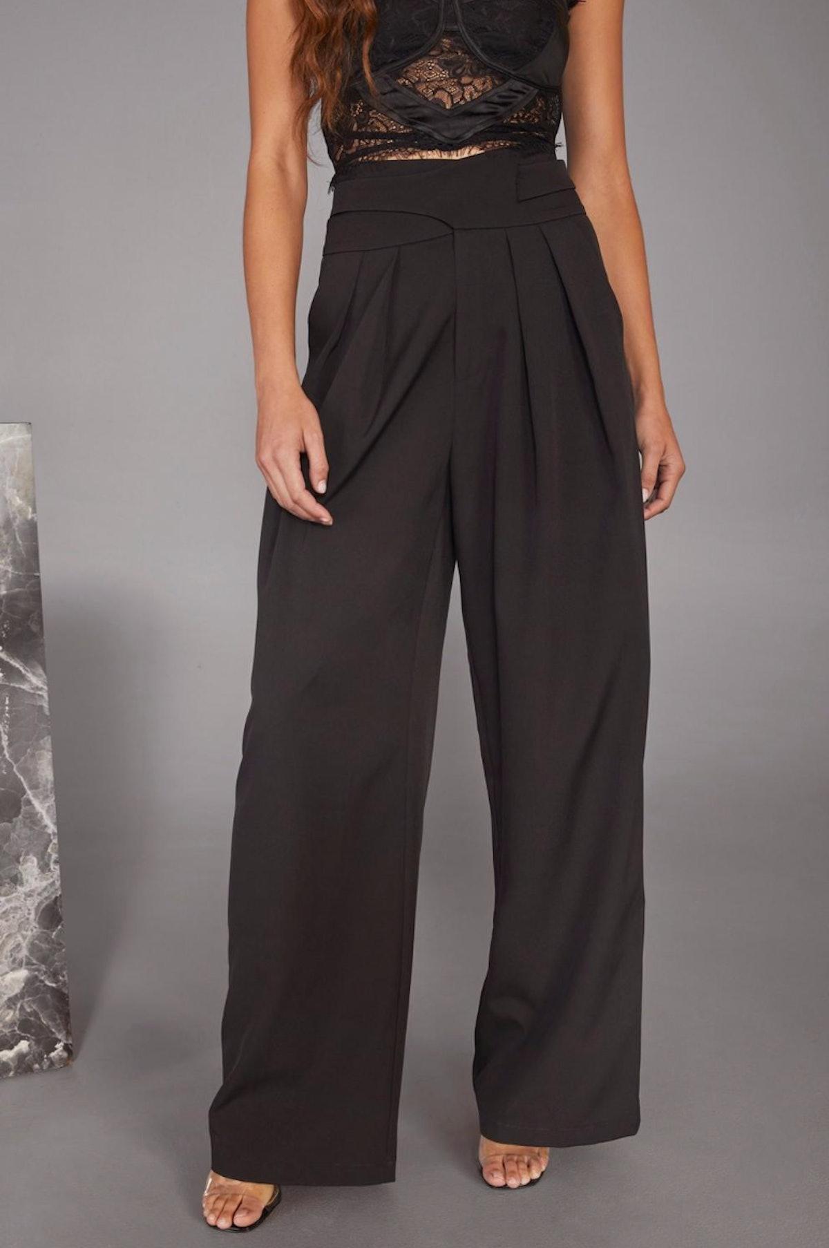 Woman's World High-Waisted Pants