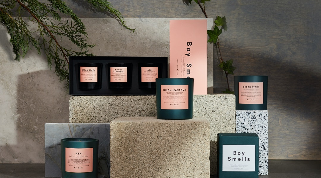 Boy Smells' new Holiday 2019 candles are the cozy and chic gift your friends will love this season.